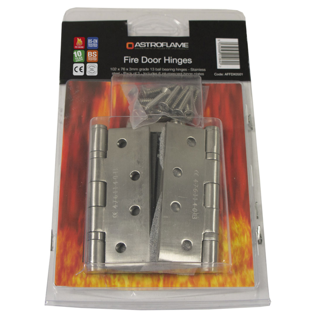 Door Hinges In Various Styles And Finishes