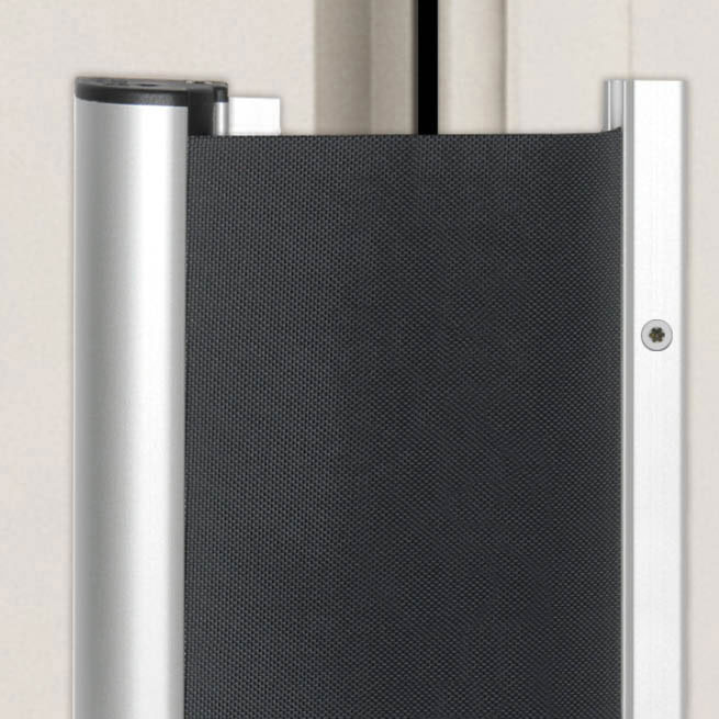 A Front Finger Door Guard Called Finger Defender RP SAA Colour Product