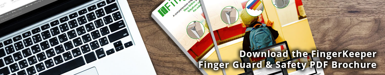 Download the FingerKeeper Finger Guard And Safety PDF Product Brochure