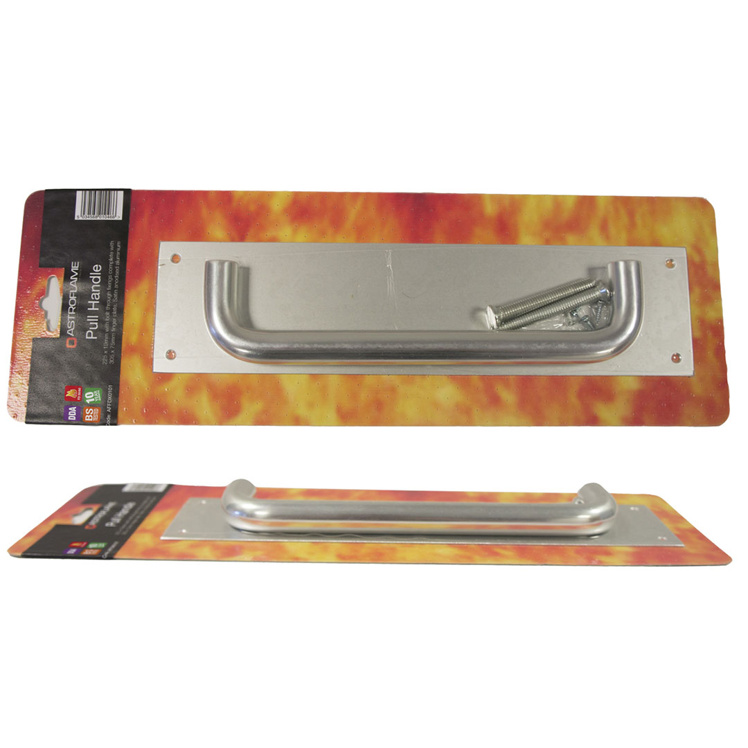 Pull Handle Bolt Finger Plate - SAA Product (AFFDX0101)