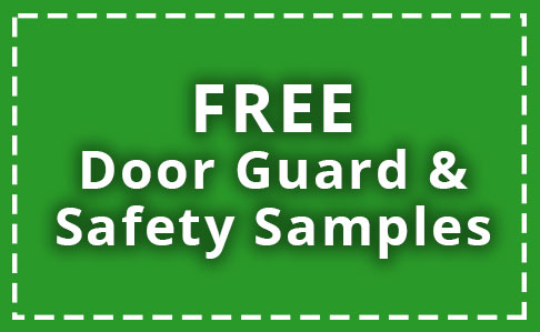 Claim Your FREE Door Guard Sample Pack